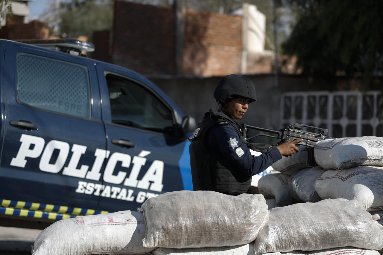 In Mexico, a cartel is taking over: Jalisco New Generation