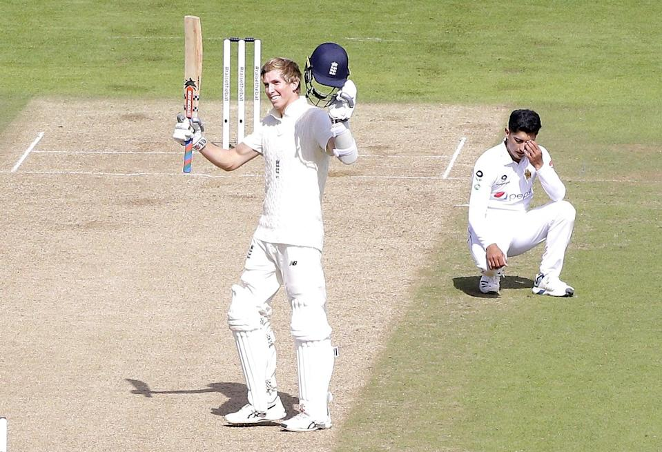 Zak Crawley scored a double-century for England last year (Alastair Grant/PA) (PA Archive)