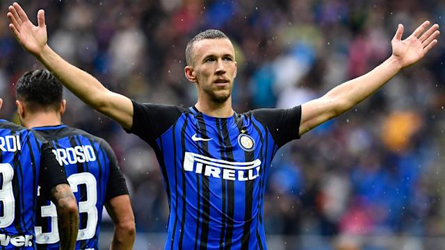 Ivan Perisic is wanted by Man United