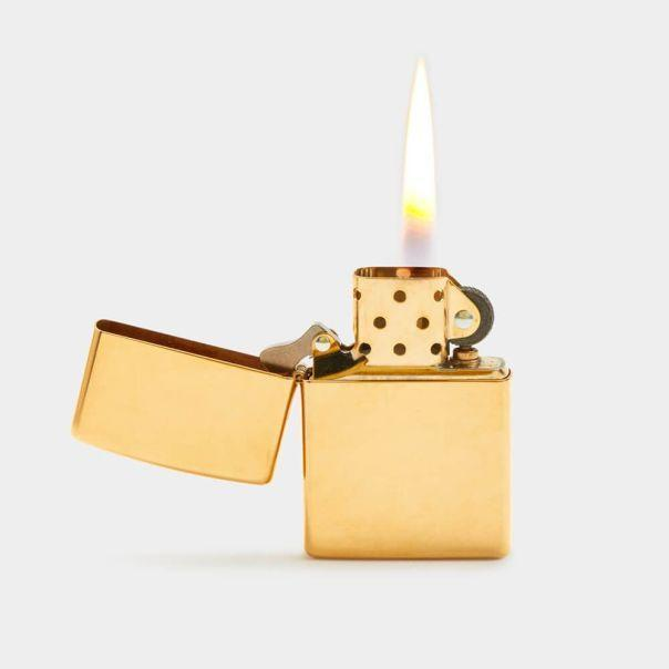 This luxury lighter will light up Father's Day in an unforgettable way. Photo courtesy of Zippo