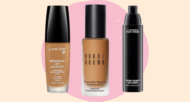 Save up to 30% on complexion favourites from Lancôme, Bobbi Brown, Mac, and more at Nordstrom. Image via Nordstrom.