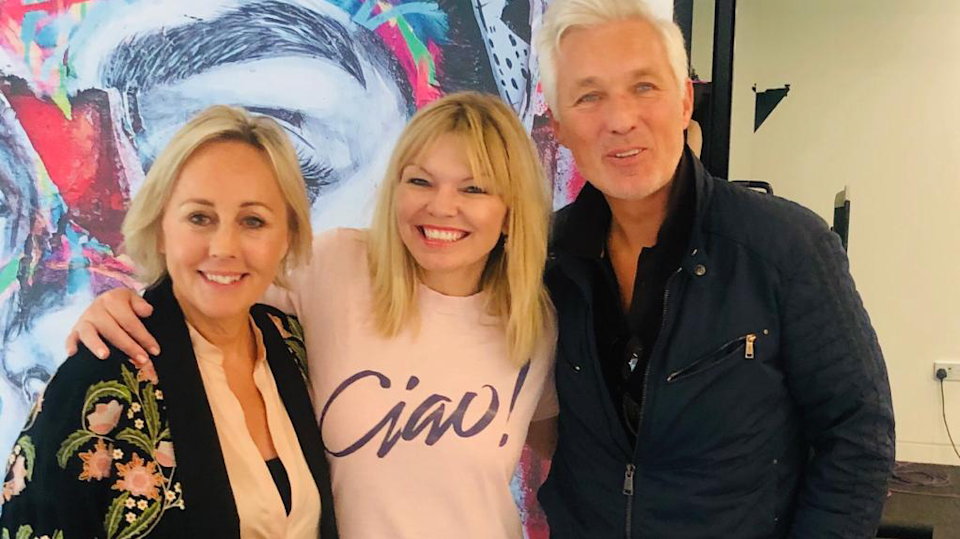 Shirlie and Martin Kemp joined Kate Thornton on the podcast White Wine Question Time to talk about their new album