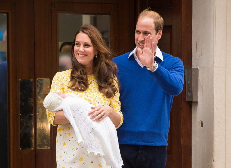 <i>The Duchess of Cambridge gave birth to Prince George and Princess Charlotte at the Lindo Wing [Photo: PA]</i>