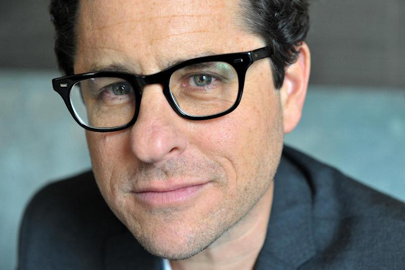 FILE - In a Saturday, May 6, 2013 file photo, JJ Abrams poses for a portrait session at the Corinthia Hotel in London. JJ Abrams directed the latest release of the Star Trek film franchise: Into Darkness. (Photo by Richard Chambury/Invision/AP, File)
