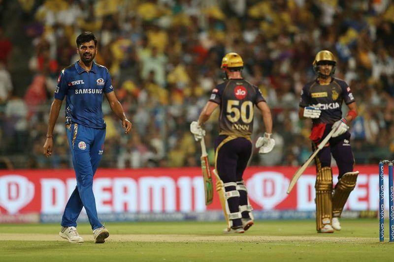 Sran was taken apart by the KKR batsmen. (Image Courtesy: IPLT20)