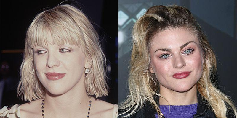 <p>When Courtney Love was 17 years old, she was just getting her start in music and chasing fame. As for Frances Bean Cobain, Courtney's daughter with the late Kurt Cobain, she's been in the spotlight since birth.</p>