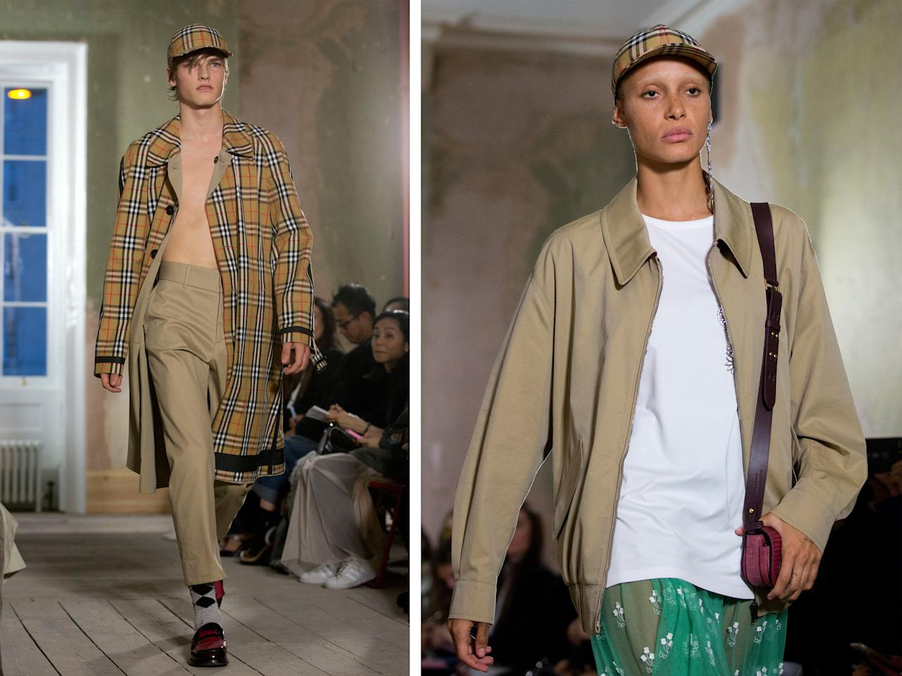 0a2be8bb4d6 London Fashion Week SS18  what we ve learned