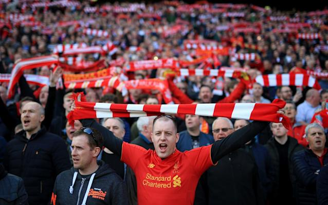 Uefa have agreed to address the contentious issue of European clubs fixing higher ticket pricing for English visitors. Liverpool officials expressed their concerns to the governing body following the latest example of an overseas club raising their ticket charges for prestigious games involving Premier League rivals. Now Uefa will commit to establishing a working group to explore how and why there are such startling fluctuations in ticket policy overseas, a situation which is particularly impacting on English fans this season. Liverpool have led the Premier League representation on the matter. Roma are asking £73 from Liverpool fans who travel to Rome for the Champions League semi-final, second leg on May 2. This is a rise of £28.50 since October when Chelsea played in the Stadio Olimpico during the group stage. Liverpool fans will pay a premium to watch their side in Rome Credit: PA It is the second time Liverpool have noted a startling anomaly between the charges incurred by their fans when compared to others. Porto charged Liverpool supporters three times the price being asked of home fans when the teams met in the last 16. It cost 75 euros for those who made the trip to Portugal. Manchester United supporters have similarly suffered. When they played Sevilla in the last 16, the Spanish club increased the match ticket to £35 compared to their group games. United responded by increasing the price for the Spanish visitors to Old Trafford, using the profits to subsidise the extra cost of their own away fans. Arsenal fans are also being told to pay more than their Spanish rivals in the Europa League. Atletico Madrid are charging £79 for a ticket for the second leg of their semi-final. Atletico fans heading to The Emirates will pay £36.50. England's European representatives will welcome Uefa involvement as they seek a fairer, more transparent and less whimsical means of setting ticket prices for away fans.