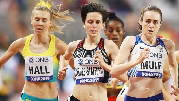 Gabriela DeBues-Stafford reflects on historic 1,500m run: 'I want to do that again'