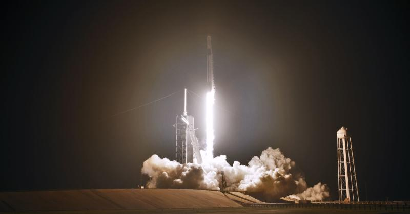 SpaceX Successfully Launches 1st Batch of Starlink Satellites