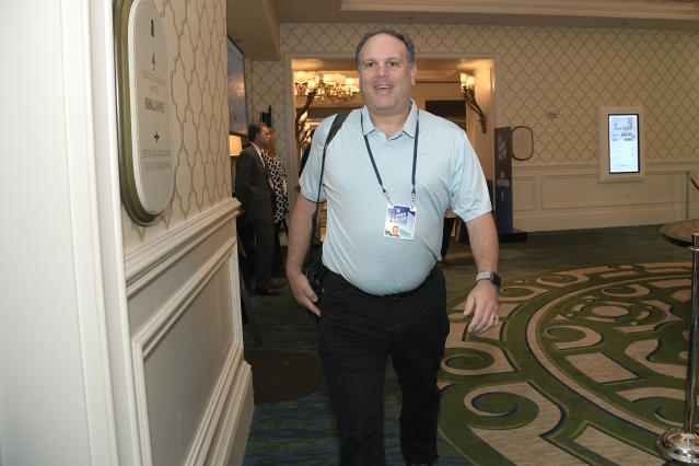Former Jets and Dolphins personnel executive Mike Tannenbaum likely ruffled the feathers of Chiefs fans with recent comments. (AP)