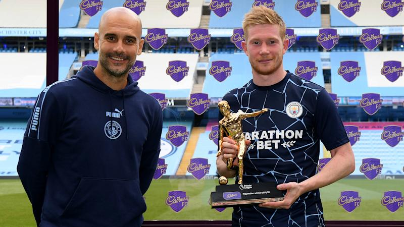 I had two assists taken away! De Bruyne thrilled to share record with Henry