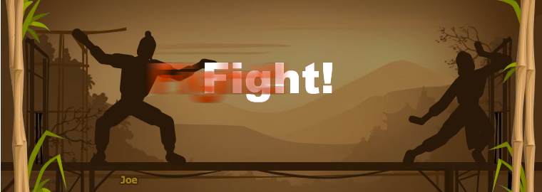 Shadow Fight in Action