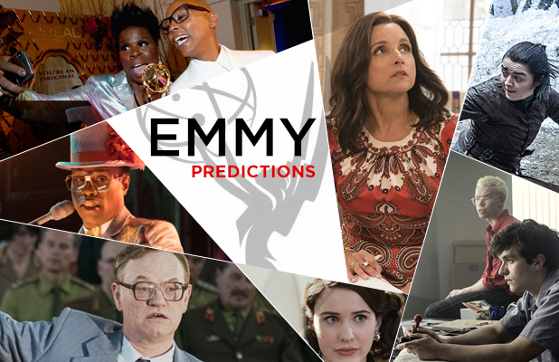 Emmy Predictions in All 27 Major Categories, From 'Game of Thrones' to 'Veep' (Photos)