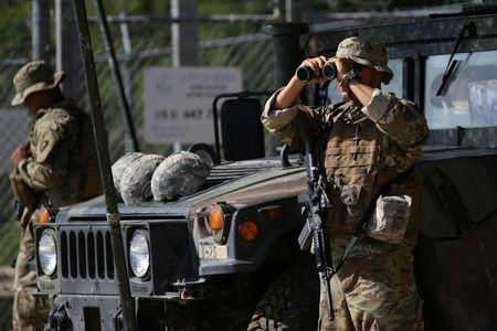 Texas National Guard Arrives in Del Rio Sector