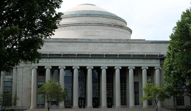 The Massachusetts Institute of Technology had joined Harvard in suing the Trump administration for its decision to strip international college students of their visas if all of their courses are held online. Photo: Getty Images/AFP