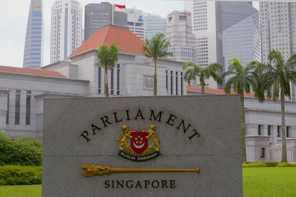 Singapore's Parliament building. (Yahoo News Singapore file photo)