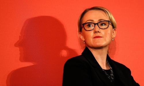 Rebecca Long-Bailey sets out four-point plan for Labour
