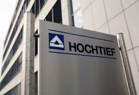 A view of the Hochtief AG headquarters in Essen October 4, 2010.   REUTERS/Ina Fassbender