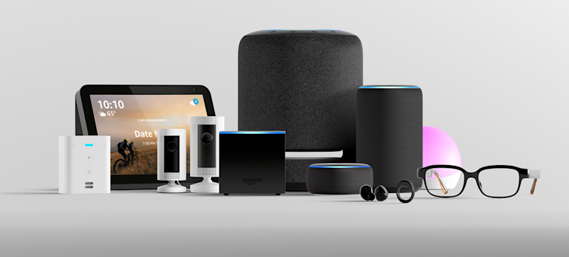 Make your home even smarter with this impressive lineup. (Photo: Amazon)