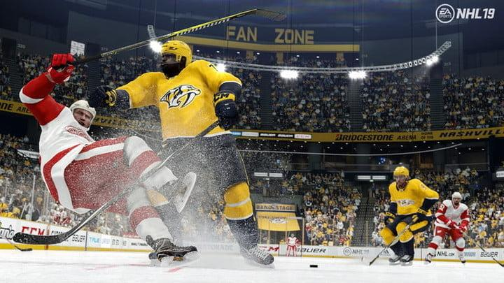best ps4 games nhl 19