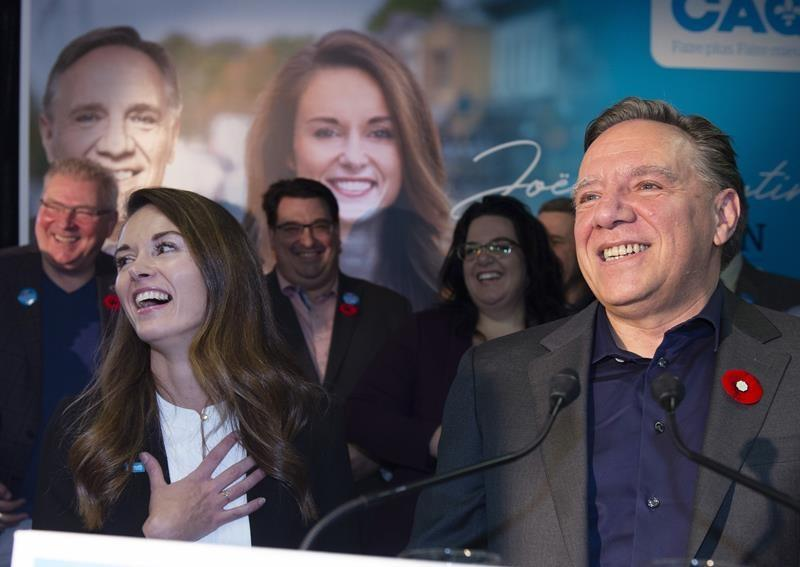 CAQ crushes Liberals in Quebec City byelection, reinforcing party's dominance