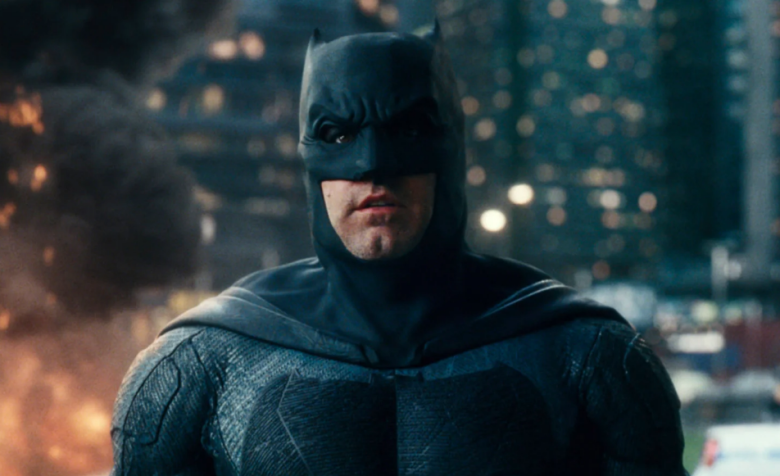 Ben Affleck to Star as Batman in The Flash