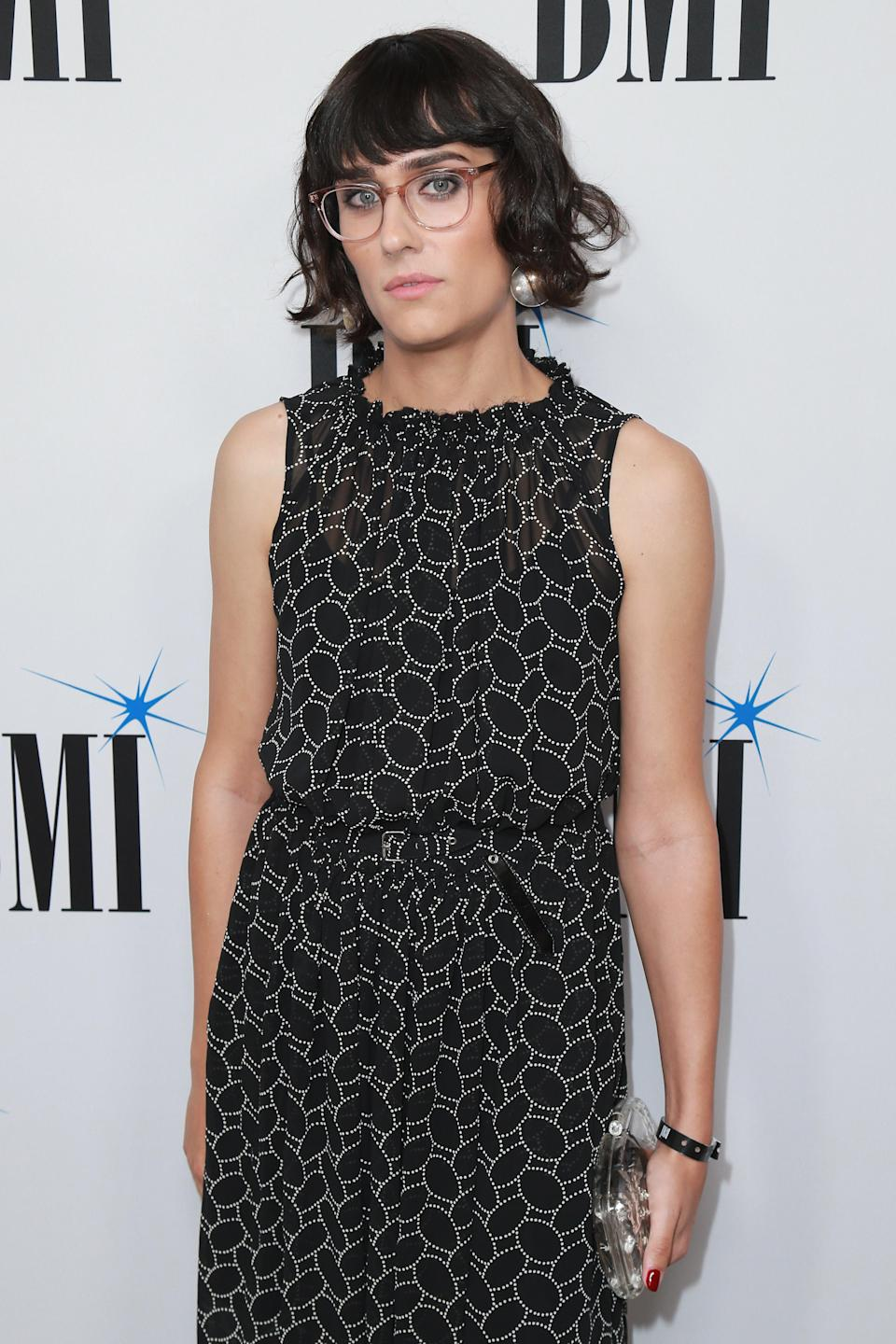 Teddy Geiger at the Beverly Wilshire Four Seasons Hotel on May 8 in Beverly Hills, Calif. (Photo: Getty Images)