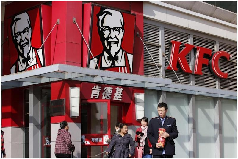 Tech-Over: KFC is Using Robot Arms to Serve Ice-Cream, Facial Recognition to Predict Orders in China