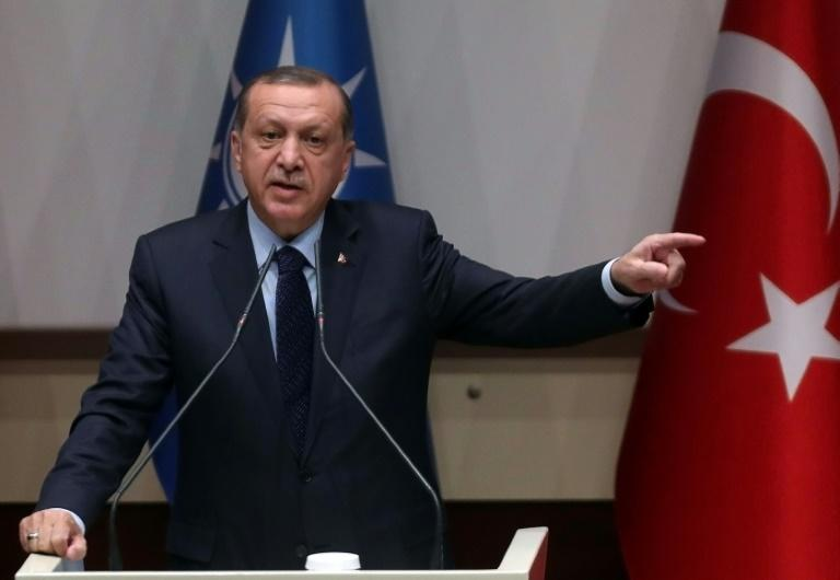 Turkish President Recep Tayyip Erdogan narrowly won a referendum in April that will tighten his grip on power