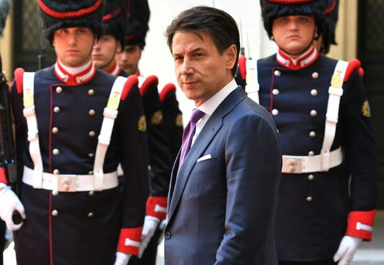 His interior minister's plans for a census of the Roma community drew the ire of Prime Minister Giuseppe Conte