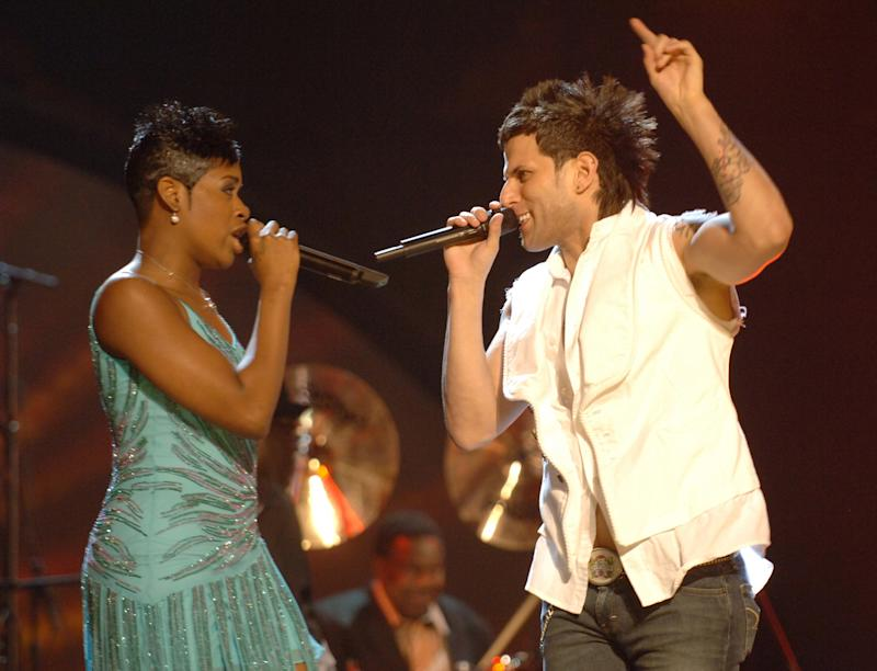 Lima performed at the 48th Annual GRAMMY Awards with Fantasia in 2006. He and his fellow bandmate, Brad Fischetti, had planned to go on tour this February. (KMazur via Getty Images)