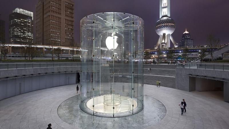 Apple planning a second research and development center in China