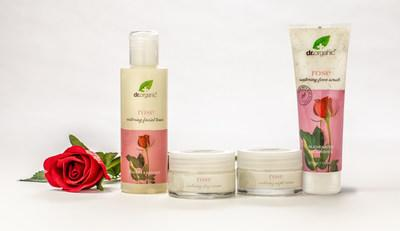 Dr.Organic® Rose Collection