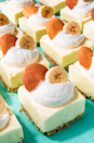 """<p>We aren't going to argue with banana pudding you can eat on-the-go.</p><p>Get the recipe from <a href=""""https://www.delish.com/cooking/recipe-ideas/a19756498/banana-pudding-cheesecake-bars-recipe/"""" rel=""""nofollow noopener"""" target=""""_blank"""" data-ylk=""""slk:Delish"""" class=""""link rapid-noclick-resp"""">Delish</a>.</p>"""