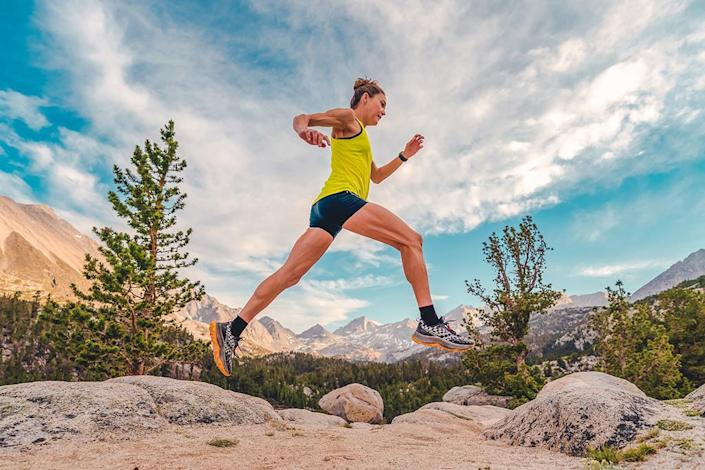 Saucony-sponsored ultrarunner Katie Asmuth. - Credit: Courtesy of Saucony