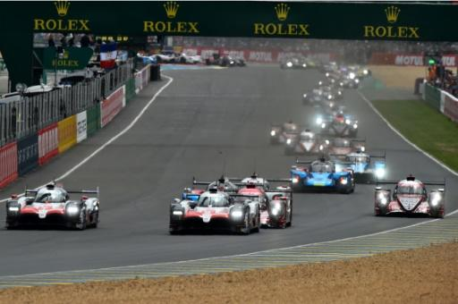 Toyota win Le Mans with double F1 champion Alonso