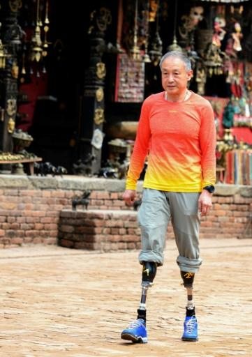 """Climbing Mount Everest is my dream. I have to realise it. It also represents a personal challenge, a challenge of fate,"" Xia told AFP last month before heading to the mountain.�"