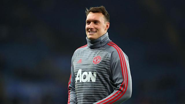 Manchester City closed an eight-point gap to win the 2011-12 Premier League, so Phil Jones still has hope for Manchester United.