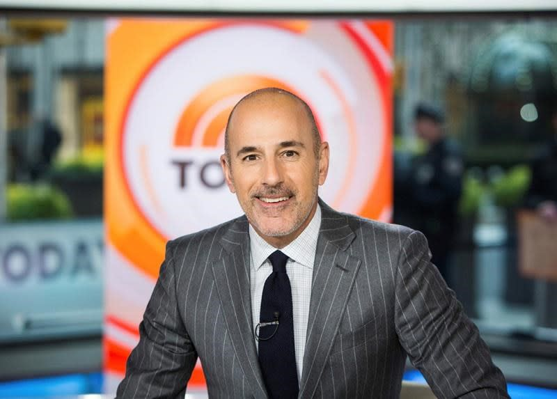 Woman accuses Matt Lauer of rape; former anchor denies claim