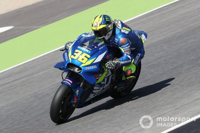 "Joan Mir, Team Suzuki MotoGP <span class=""copyright"">Gold and Goose / Motorsport Images</span>"