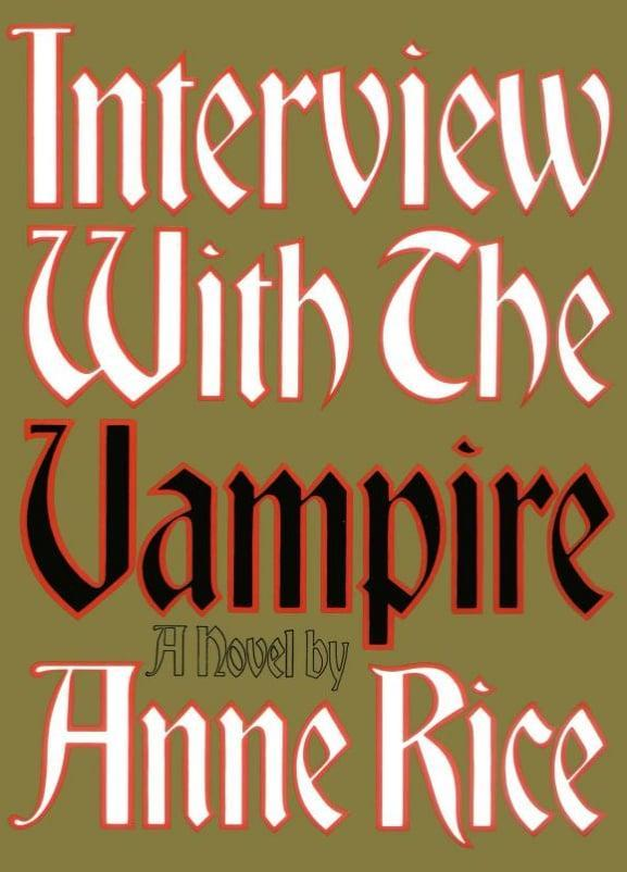 "<p><a href=""https://www.popsugar.com/buy?url=https%3A%2F%2Fwww.amazon.com%2FInterview-Vampire-Chronicles-Anne-Rice%2Fdp%2F0345409647%2Fref%3Dtmm_pap_swatch_0%3F_encoding%3DUTF8%26qid%3D1488994438%26sr%3D1-1&p_name=%3Cb%3EInterview%20With%20the%20Vampire%3C%2Fb%3E%20by%20Anne%20Rice&retailer=amazon.com&evar1=tres%3Auk&evar9=43250262&evar98=https%3A%2F%2Fwww.popsugar.com%2Flove%2Fphoto-gallery%2F43250262%2Fimage%2F43278333%2FInterview-Vampire-Anne-Rice&list1=books%2Cwomen%2Creading%2Cinternational%20womens%20day%2Cwomens%20history%20month&prop13=api&pdata=1"" class=""link rapid-noclick-resp"" rel=""nofollow noopener"" target=""_blank"" data-ylk=""slk:Interview With the Vampire by Anne Rice""><b>Interview With the Vampire</b> by Anne Rice</a></p>"