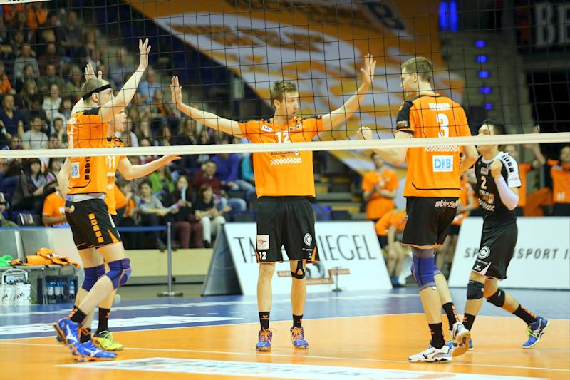 Volleyball: BR Volleys kämpfen Favorit Moskau nieder