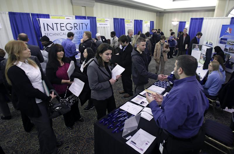 US jobless claims jump 16,000 to 357,000