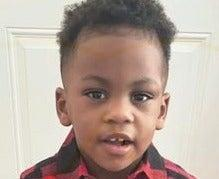 Two charged with murder of toddler Brison Christian on Detroit highway (Christian family/Facebook)