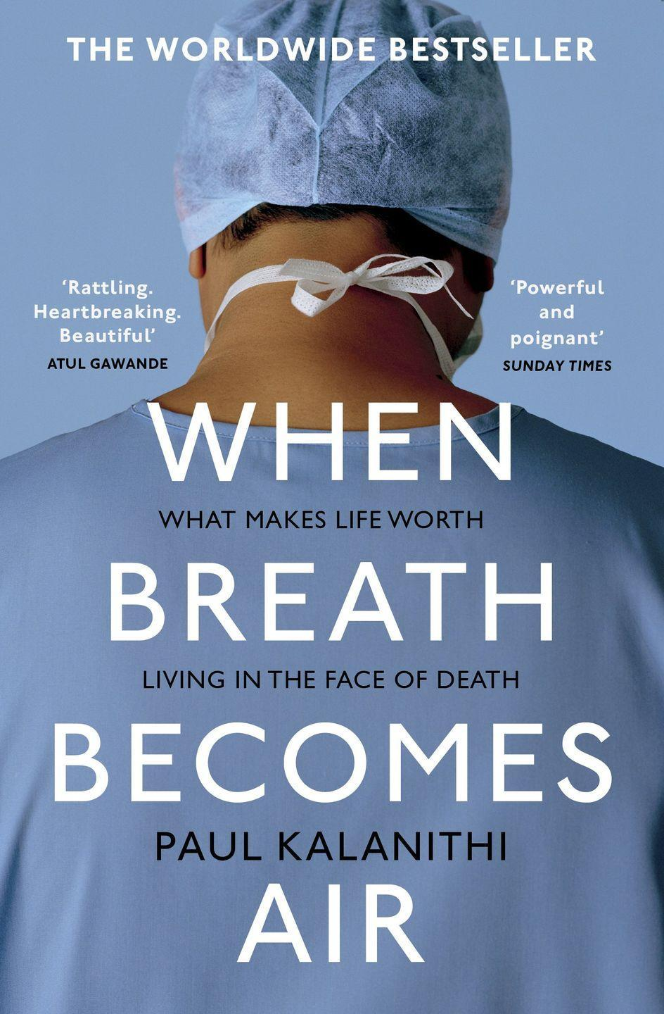 "<p>On the verge of completing his training as a neurosurgeon, at 36 years old, Kalanithi was diagnosed with inoperable lung cancer. One day he was a doctor treating the dying, the next he was a patient struggling to live.</p><p>Kalanithi died while working on this book, yet his words live on as a guide to us all. When Breath Becomes Air is a life-affirming reflection on facing our mortality and on the relationship between doctor and patient.<br></p><p><a class=""link rapid-noclick-resp"" href=""https://www.amazon.co.uk/When-Breath-Becomes-Paul-Kalanithi/dp/1784701998?tag=hearstuk-yahoo-21&ascsubtag=%5Bartid%7C1921.g.32141605%5Bsrc%7Cyahoo-uk"" rel=""nofollow noopener"" target=""_blank"" data-ylk=""slk:SHOP NOW"">SHOP NOW</a></p>"