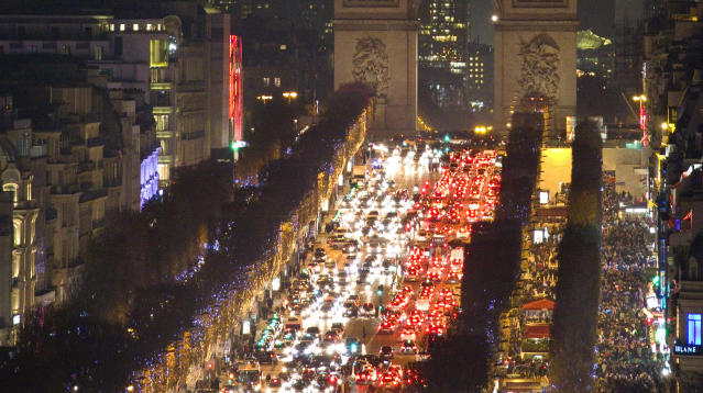 Parisians are taking another step to stave off pollution and carbon emissions.