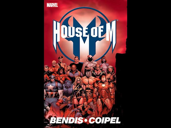 house of m comic series