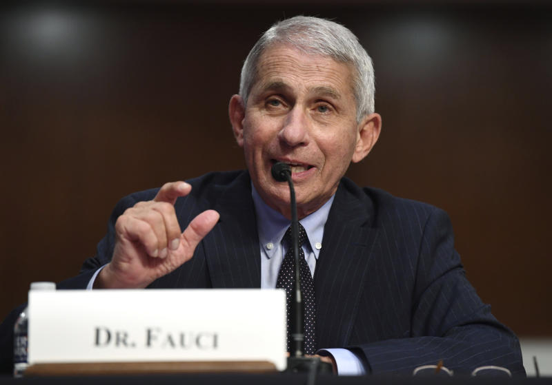 Fauci doubts effectiveness of coronavirus vaccine in United States  due to anti-vaxxers