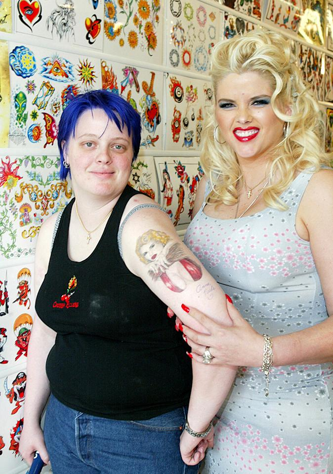 "Kim Walther was so dedicated to her boss, Anna Nicole, she even had the bombshell's face (and infamous bust) tattooed onto her arm. Today, the former personal assistant works at an Ophthalmology office in Southern California, where she ""regularly coordinates clinical trials involving the distribution of  drugs for their Research Department,"" according to a 2011 Radar Online investigation. Shortly after Anna Nicole's death, Walther told ""Entertainment Tonight"" that she hoped to one day tell Dannielynn about her good friend. ""I just want her to know that her mom really  was an amazing person, and loved her, and I would like to tell her the  good things, you know?"" (2004)"